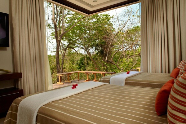las flores experience-Deluxe King Room Ocean View #8-79