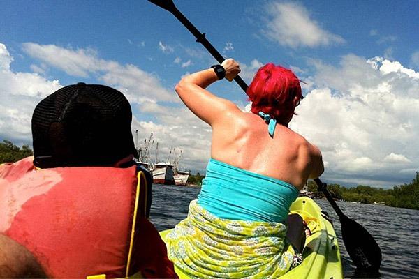 las flores experience-Jiquillisco Kayak & Ecological Tour-156
