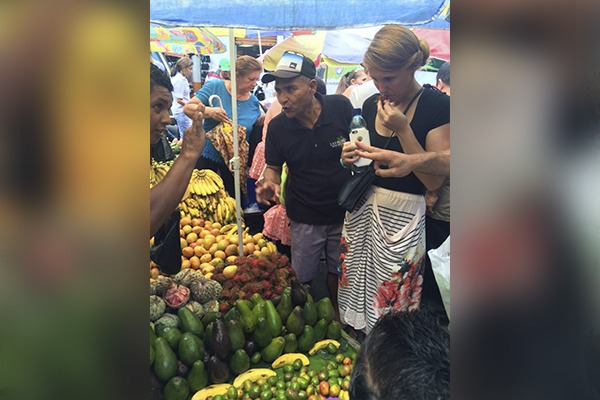 las flores experience-San Miguel Shopping-140