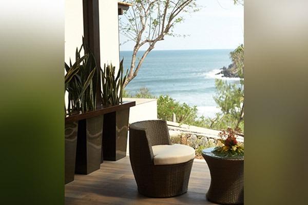 las flores resort - Habitación Executiva Premium con vista al mar #14-1