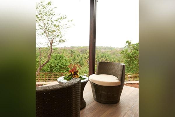 las flores resort - Habitación Executiva Premium con vista al mar #14-13