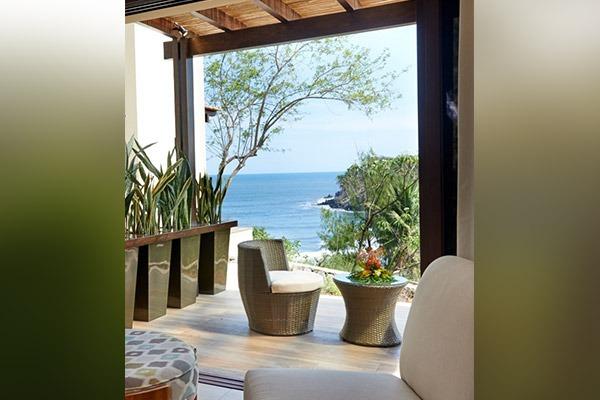 las flores resort - Habitación Executiva Premium con vista al mar #14-4