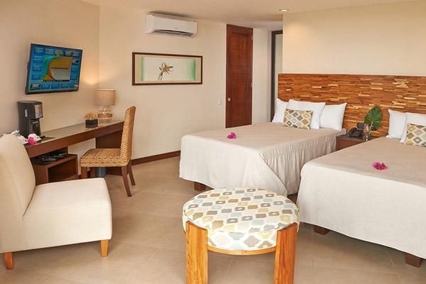 las flores resort - Habitación Executiva Premium con vista al mar #14-7