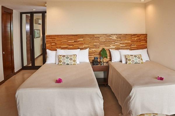 las flores resort - Habitación Executiva Premium con vista al mar #14-8